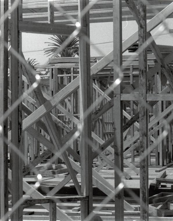 Construction Photograph by Julie R. Filatoff