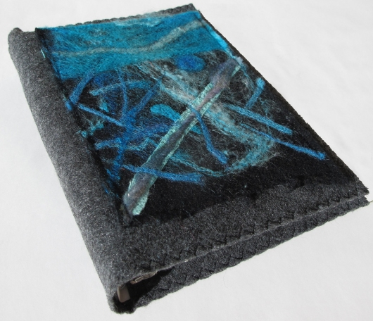 Felted Art Journal