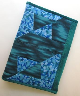 Teal Art Journal