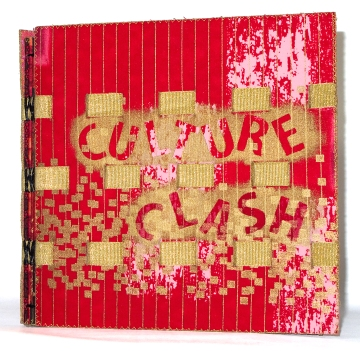 Culture Clash Artist's Book